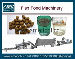 Floating fish feed extruder line (Hot Product - 1*)