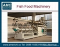 Fish Food Puffing Machine