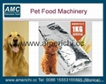 Automatic pet dog snack extruder
