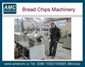 Bread chips snack food machines