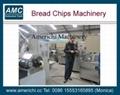 斜切面包片生产线