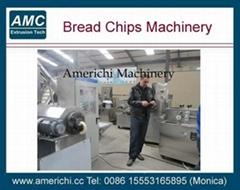 斜切麵包片生產線