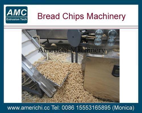 斜切面包片生产线 3