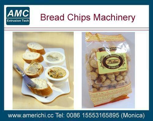 斜切麵包片生產線 5