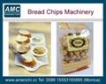 斜切面包片生产线 5