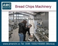 Bread chips making machines