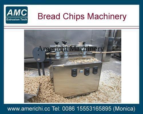 膨化面包片设备 1