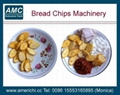Bread chips snack food plant