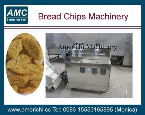 膨化面包片设备 5