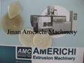 Extrusion rice bites machine