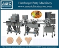 Chicken Meat Hamburger Forming Machine