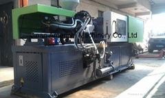 Pet food injection machine