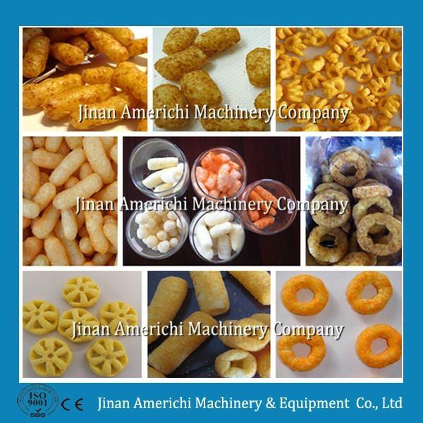 玉米膨化设备 8