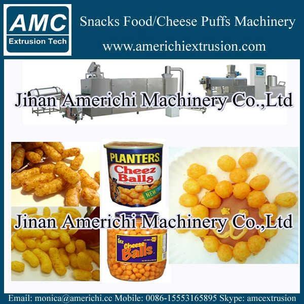 膨化小食品設備 10