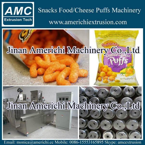 膨化小食品设备 18