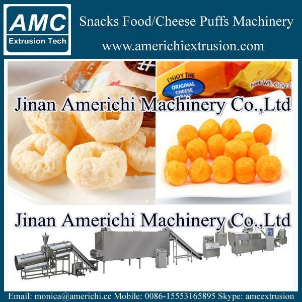 snacks food production line 9