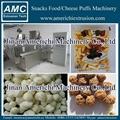 core filling snacks machine 9