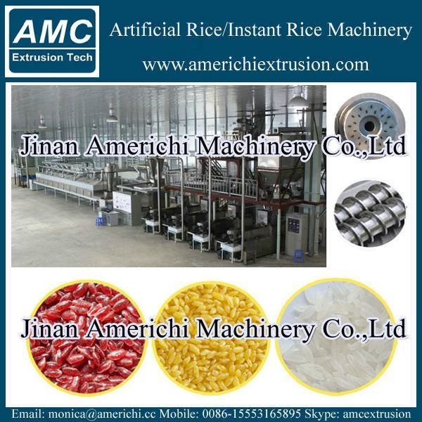 人造米設備 5
