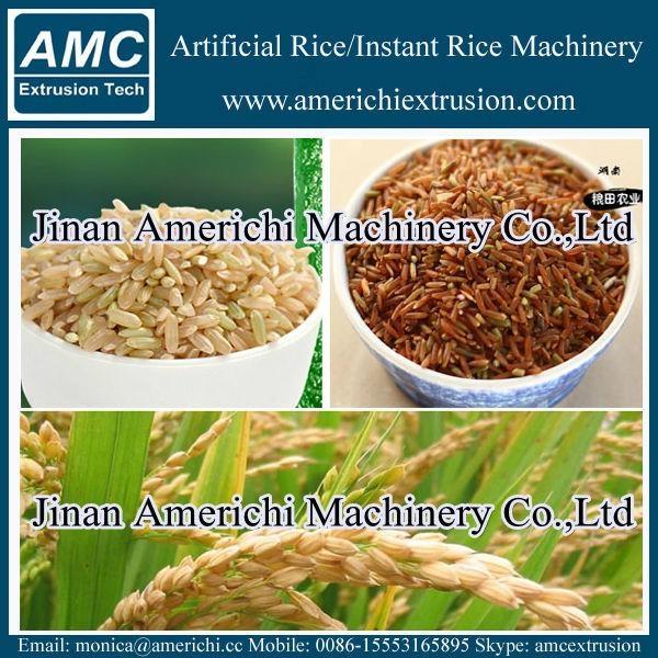 Artificial rice machine 3
