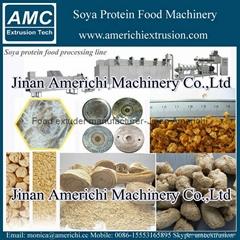 soya protein machines