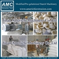 Pregelatinized corn starch making machine 3