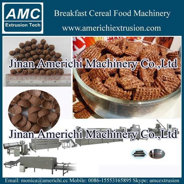 玉米片早餐谷物设备 11