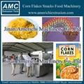 Breakfast cereal corn flakes machines