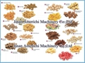 Breakfast cereal corn flakes machines
