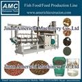 Fish food/feed/fodder machines