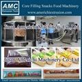 休闲小食品膨化机生产设备