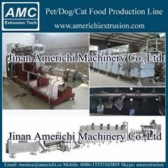 大产量狗粮设备