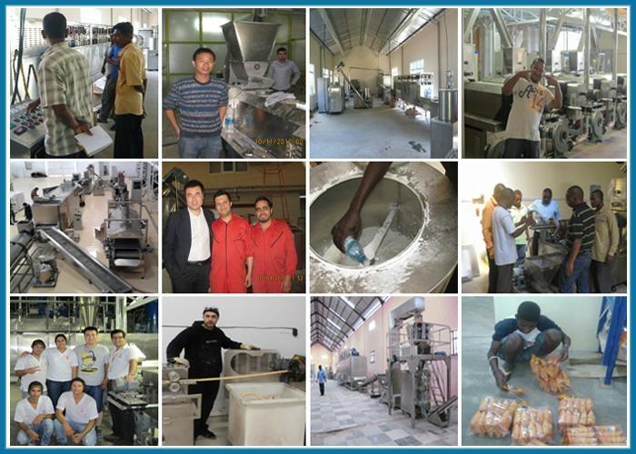 麦烧生产线 3