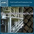 Pet/fish food machine