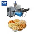 New corn puffs snacks machine