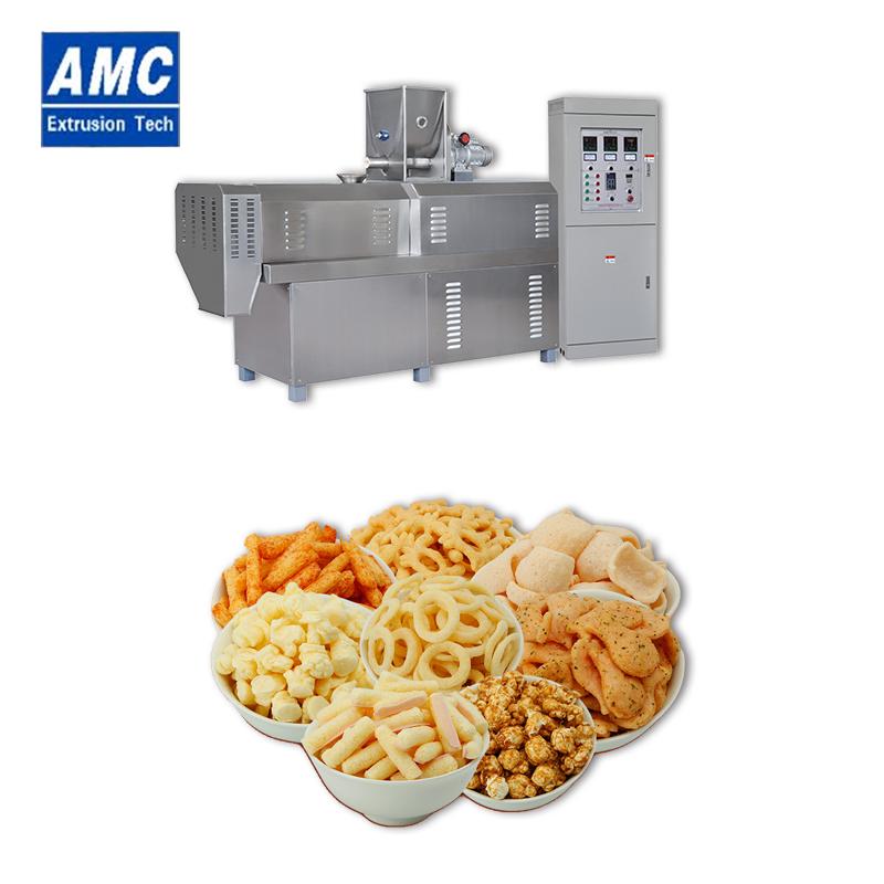 谷物膨化机 6