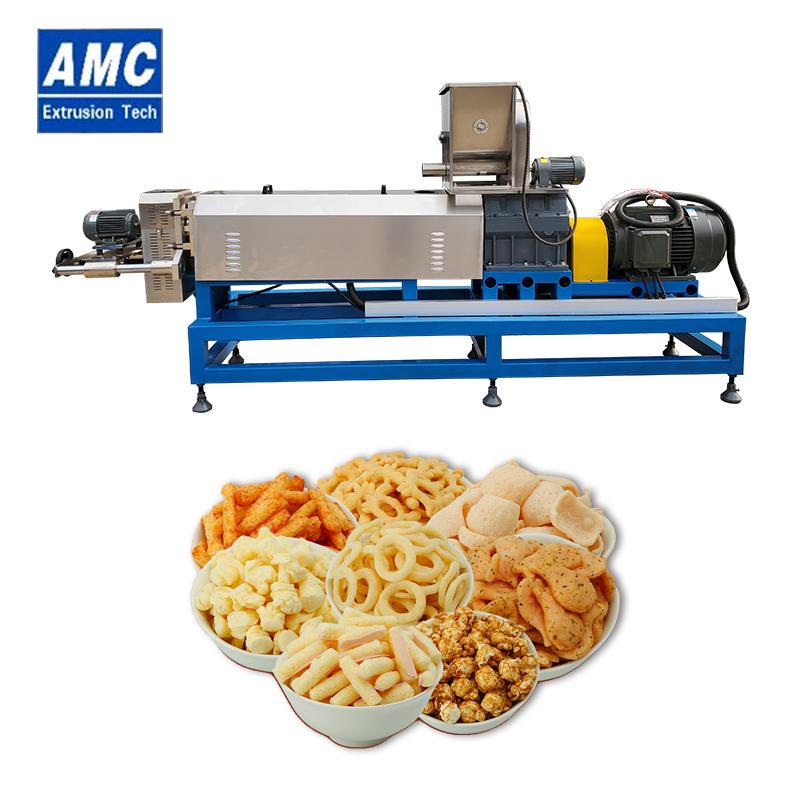 谷物膨化机 2