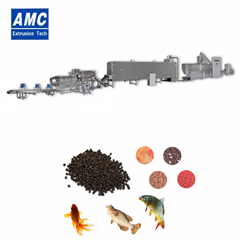 Fish food machine
