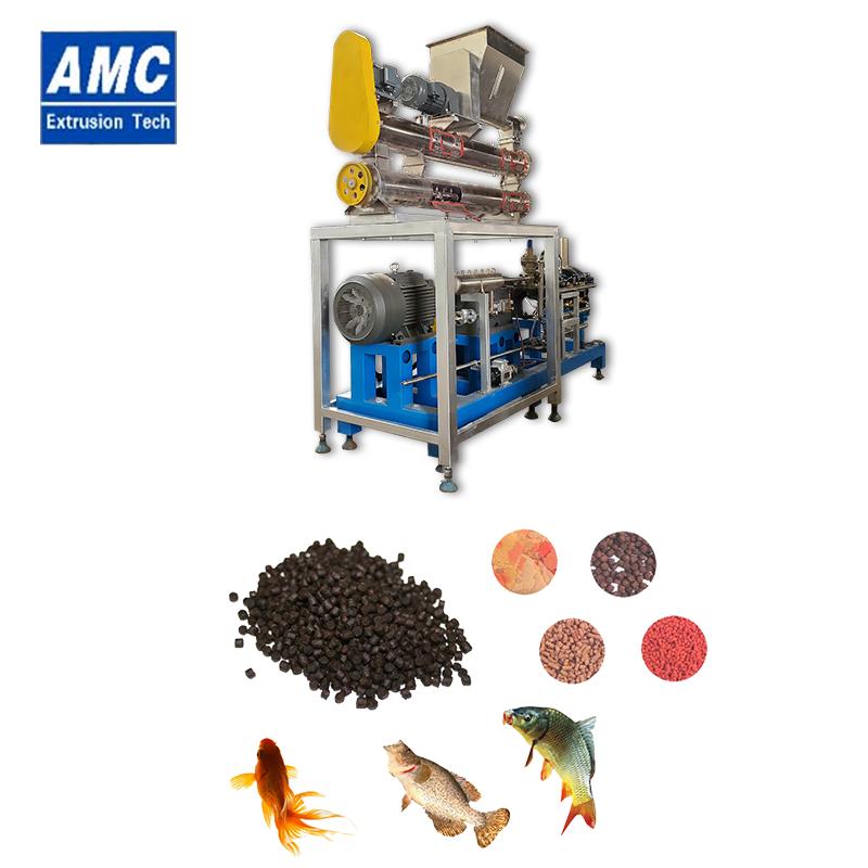 魚蝦水產飼料生產線  4