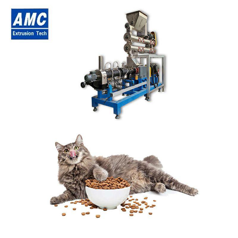 宠物食品膨化设备 13