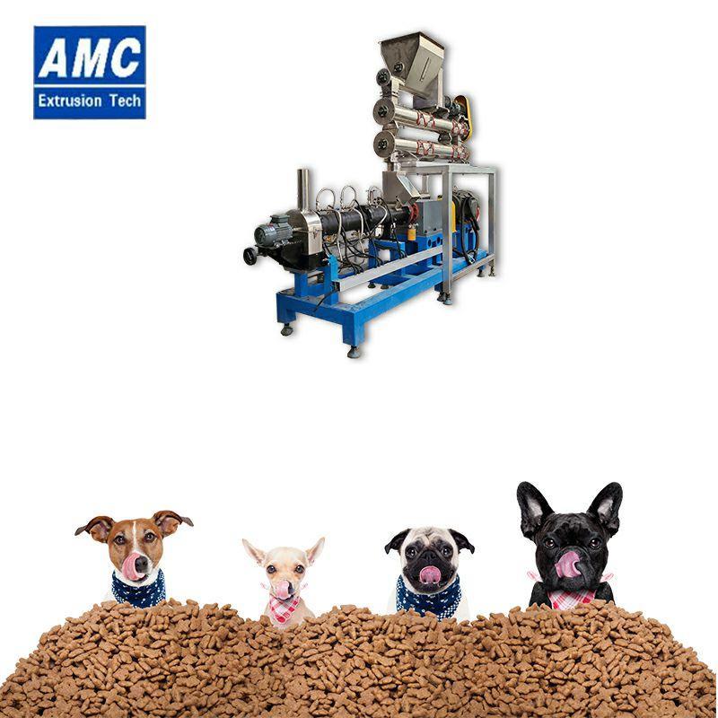 宠物食品膨化设备 9