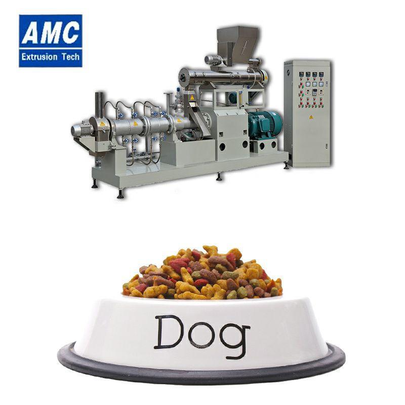 膨化狗糧加工設備 1