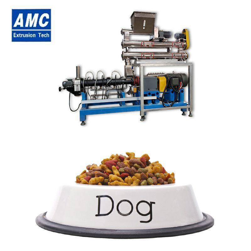 膨化狗糧加工設備 2