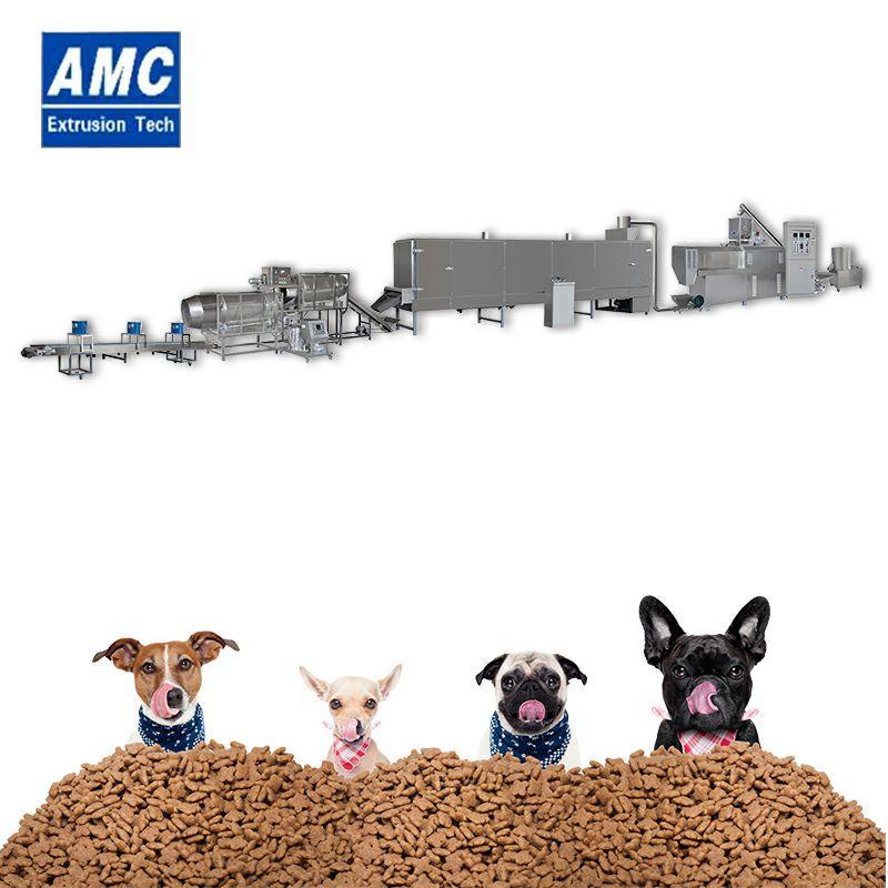 膨化狗糧加工設備 3