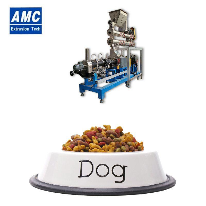 膨化狗糧加工設備 5