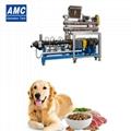 膨化狗糧加工設備 12