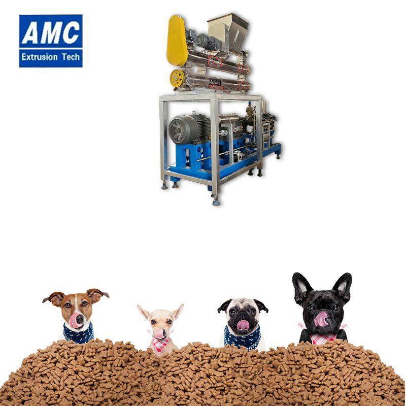 膨化狗糧加工設備 8