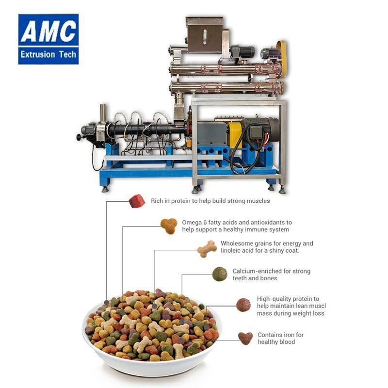 宠物食品生产设备 4