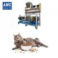 Pet dog cat food machine