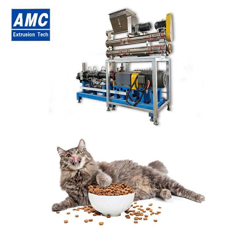 猫粮生产线 1