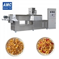 Frosted corn flakes machine